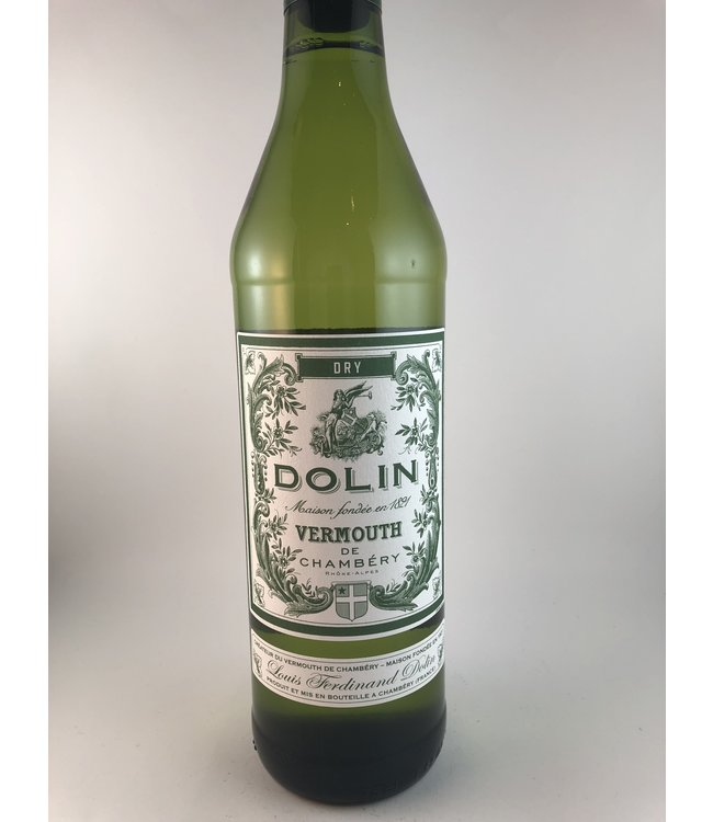 "Cordials/Liqueurs Vermouth ""Dry"", Dolin, 750ml"