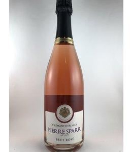 Sparkling Sparkling, Brut Rosé, Pierre Sparr, Crémant D'Alsace, FR NV