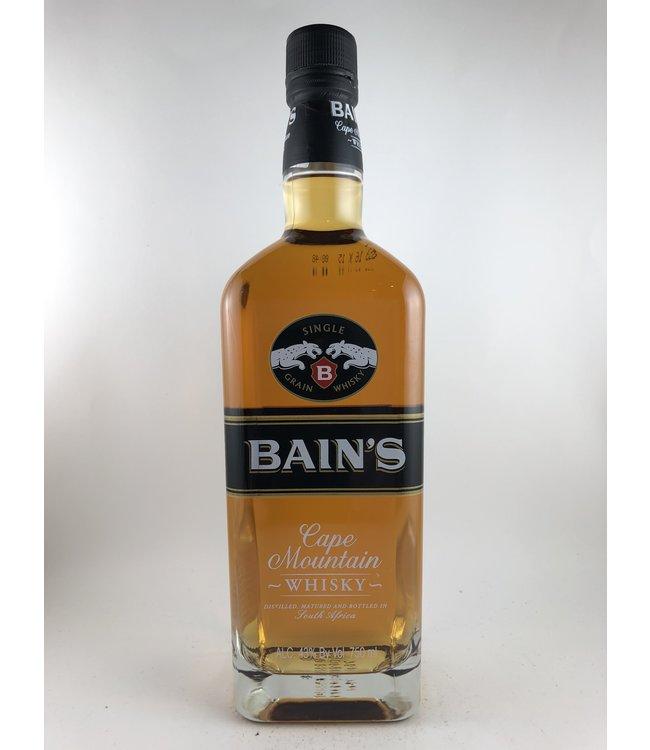 Whiskey Whisky, Bain's, Cape Mountain, ZA, 750 ml.