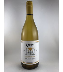 "Chardonnay Chardonnay ""Qupé"", Santa Barbara County, CA, 2016"