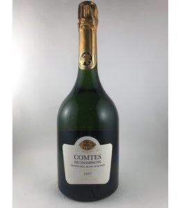 """Champagne Champagne """"Comtes - Blanc de Blancs"""", Taittinger, FR, 2007"""