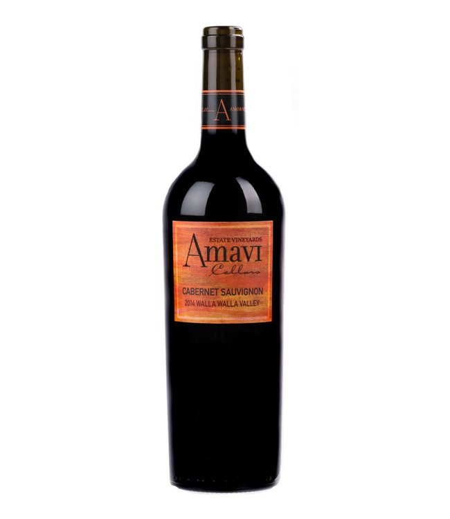 Syrah Syrah, Amavi Cellars, Walla Walla, Washington, 2015