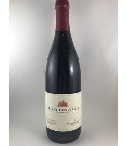Pinot Noir Pinot Noir, Martinelli, Mooonshine Ranch, CA, 2017