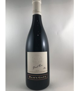 "Pinot Noir Pinot Noir, ""Bush Crispo Vineyard"" Ram's Gate, Russian River Valley, CA, 2016"