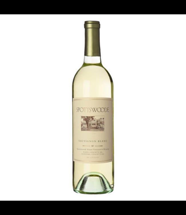 Sauvignon Blanc Sauvignon Blanc, Spottswoode, Napa & Sonoma County, CA, 2018