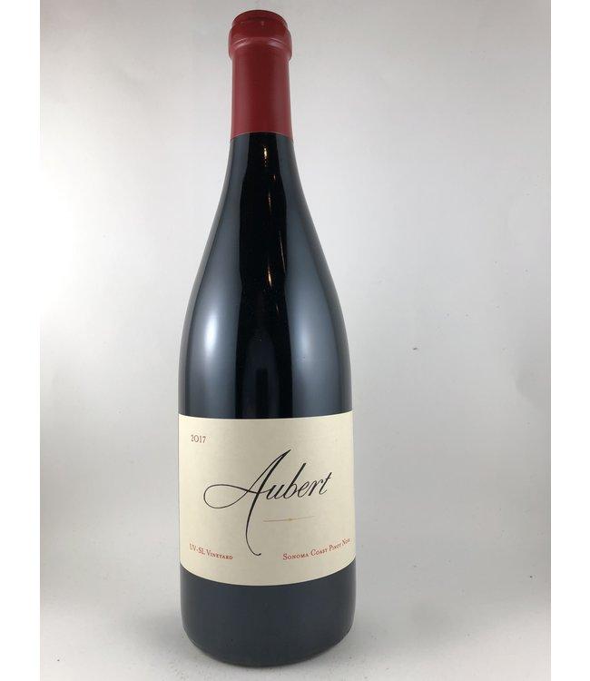 "Pinot Noir Pinot Noir, ""UV-SL Vineyard"", Aubert, Sonoma Coast, CA, 2017"