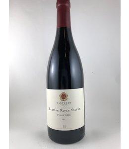 Pinot Noir Pinot Noir, Hartford Court, Russian River Valley, CA, 2017