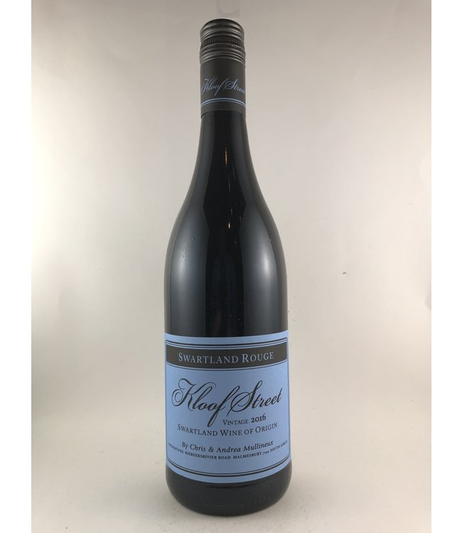 Red Blend Red Blend, Kloof Street, Mullineux, ZA 2016