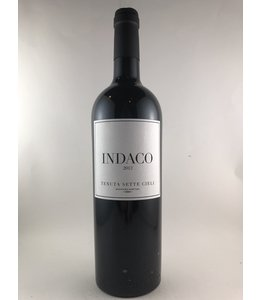 "Tuscan Blend Red Blend ""Indaco"", Tenuta Sette Cieli, Tuscany, IT, 2012"
