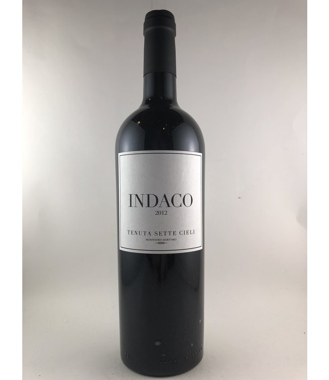 "Tuscan Blend Red Blend ""Indaco"", Tenuta Sette Cieli, Tuscany, IT, 2012"