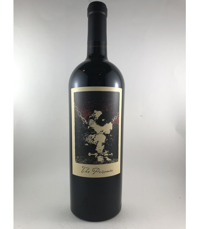 Red Blend Red Blend, Prisoner, Napa Valley , CA, 2019