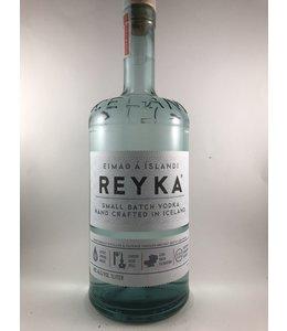 Vodka Vodka, Reyka, Iceland