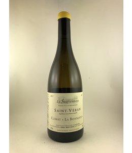 """Chardonnay Saint-Veran, """"La Bonnode"""", Domaine, La Soufrandiere, FR, 2017"""