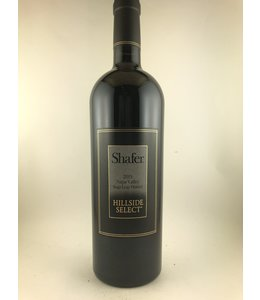 "Cabernet Sauvignon Cabernet Sauvignon, ""Hillside Select"", Shafer, Napa Valley, 2015"