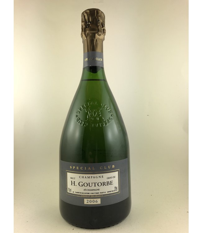 Champagne Champagne, Special Club, Henri Goutorbe, Ay, FR, 2006