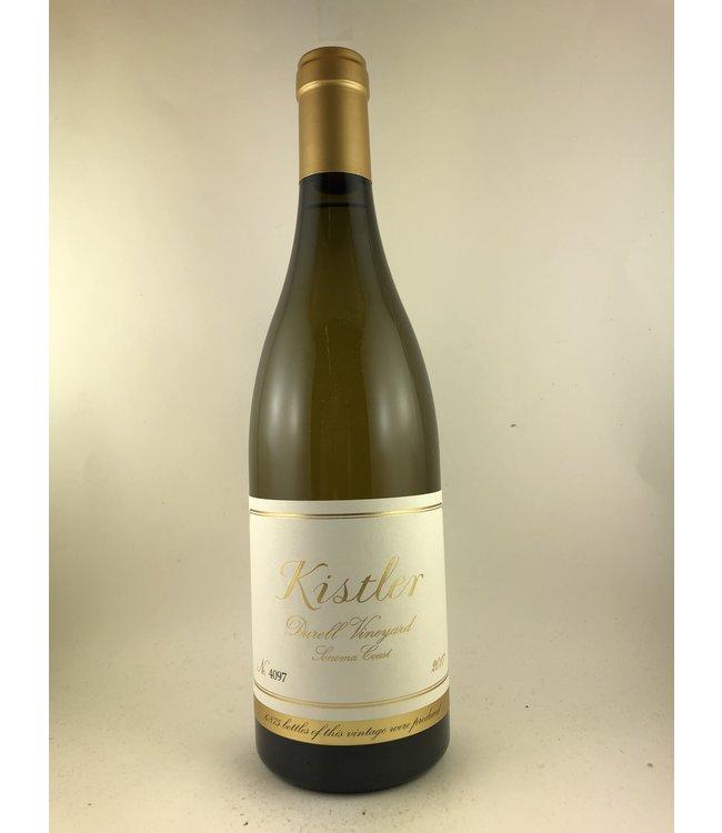 "Chardonnay, ""Durell"" Kistler, Sonoma County, CA. 2017"
