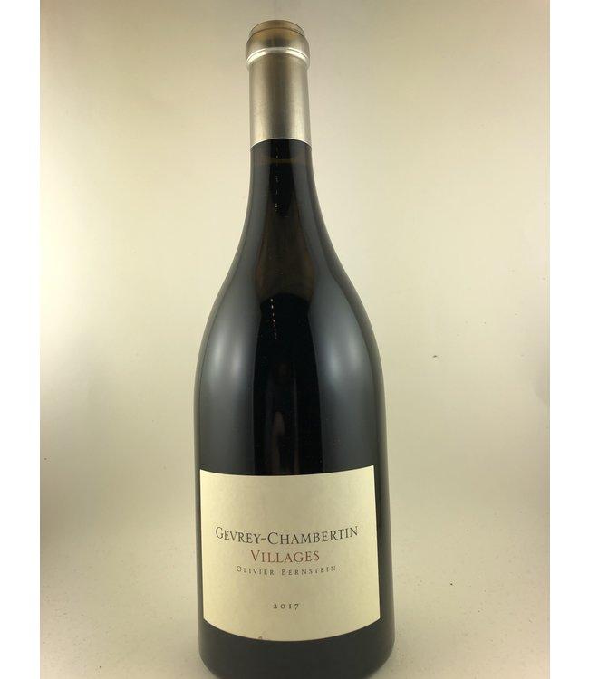 Burgundy Charmes Chambertin, Olivier Bernstein, FR, 2017