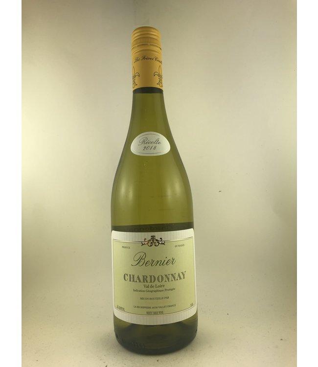 Chardonnay Chardonnay, Domaine de Bernier. Loire Valley, FR, 2018