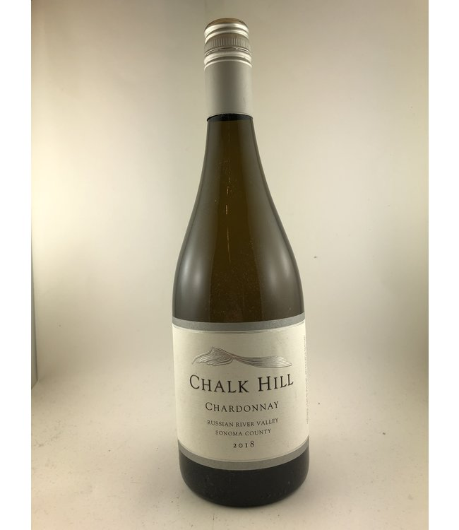 Chardonnay Chardonnay, Chalk Hill, Russian River Valley, CA, 2018