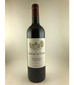Chateau de Fonbel, Grand Cru, Saint Emillon, 2015