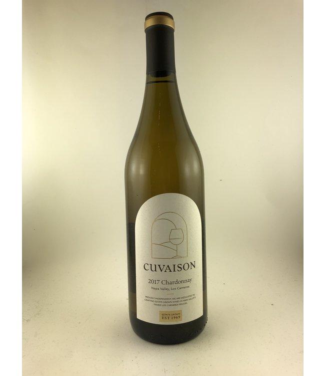 Chardonnay Chardonnay, Cuvaison, Los Carneros, CA, 2017