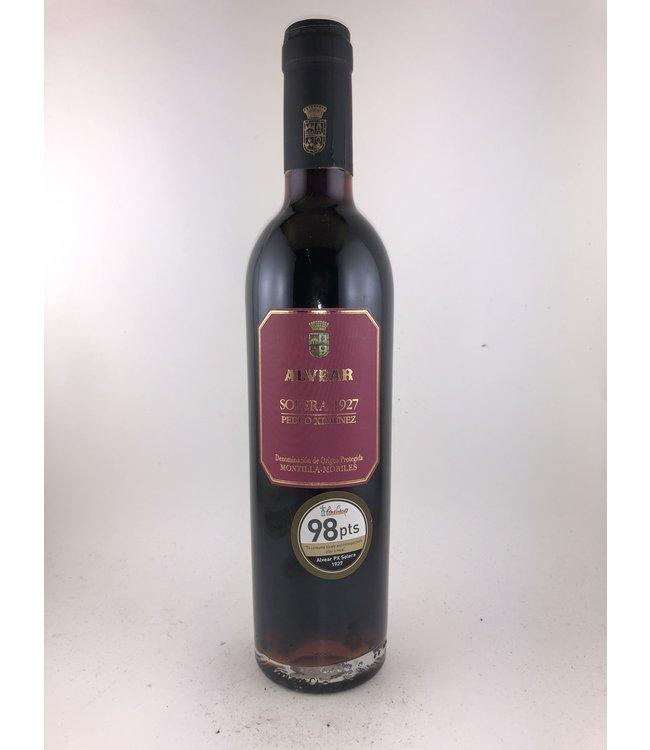 Sherry Sherry, Alvear PX Solera 1927, ES, 375ml