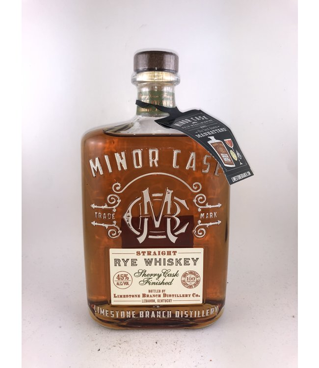 Rye Rye, Minor Case, Kentucky