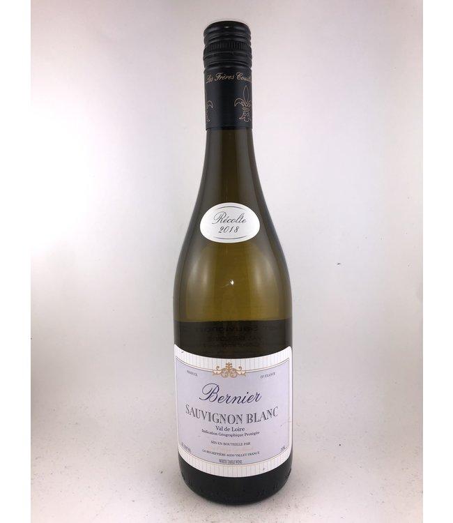 Sauvignon Blanc Sauvignon Blanc, Domaine de Bernier, Loire Valley, FR, 2018