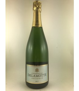 """Champagne Champagne """"Brut"""", Delamotte,  Les Mesnil-sur-Oger,  FR, NV"""