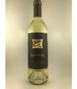 Sauvignon Blanc Sauvignon Blanc, Gamble Family Winery, Napa Valley,  2017
