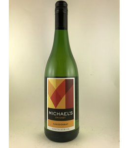 Chardonnay Chardonnay, Michael's, WO Coastal Region, ZA, 2018
