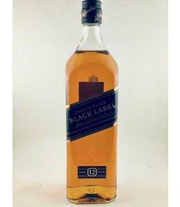 """Scotch Scotch """"Black"""", Johnnie Walker, 1Liter"""