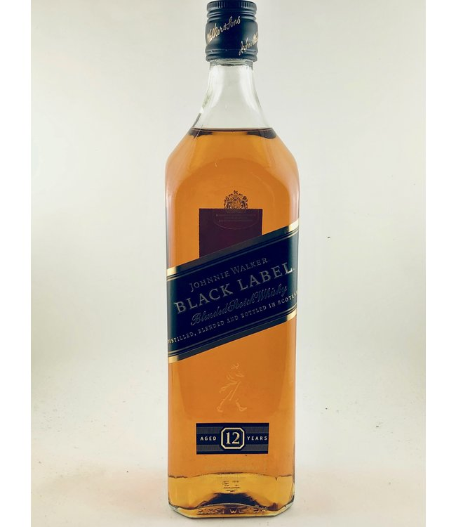 "Scotch Scotch ""Black"", Johnnie Walker, 1Liter"