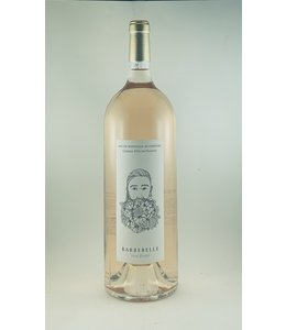 "Rosè Rose, ""Rosé, ""Fleuri"" Chateau Barbelle, Provence, FR, 2018 1.5L"
