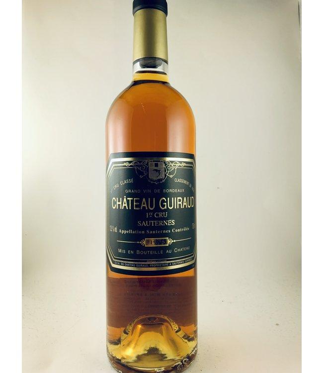 Sauvignon Blanc/Semillon Chateau Guiraud, Sauternes, FR, 1996