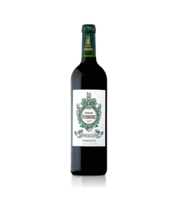 Bordeaux Blend / Meritage Chateau Ferriere, Margaux, FR, 2014