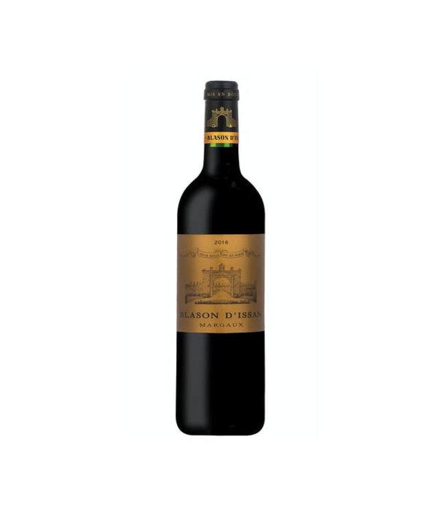 Bordeaux Blend / Meritage Blason d'Issan, Margaux, FR, 2016