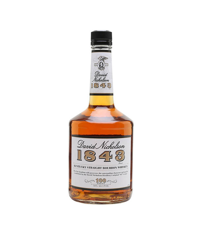 "Bourbon ""1843"", David Nicholson"