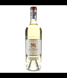 Bordeaux Blend / Meritage Chateau Pape Clement Blanc, Pessac-Leognan, FR, 2015
