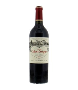 Bordeaux Blend / Meritage Chateau Calon Segur, Saint Estephe, Bordeaux, FR, 2014