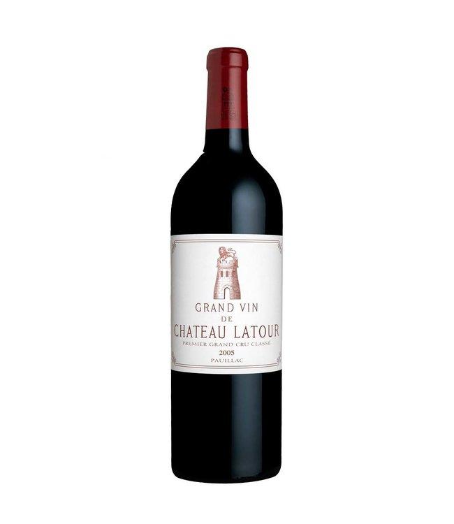 Bordeaux Blend / Meritage Chateau Latour, Pauillac, FR, 2005