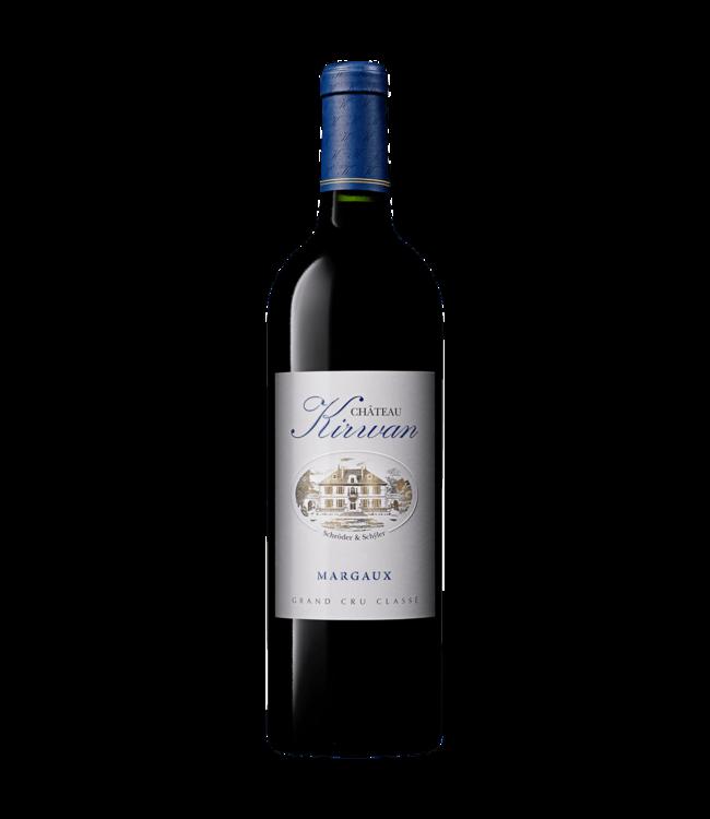 Bordeaux Blend / Meritage Chateau Kirwan Margaux, FR, 2015