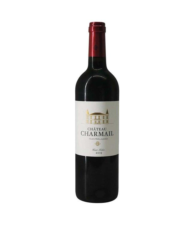 Bordeaux Blend / Meritage Chateau Charmail, Haut-Medoc, Bordeaux, FR, 2015