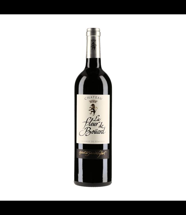 Bordeaux Blend / Meritage Chateau La Fleur de Bouard, Lalande de Pomerol, FR, 2015 (Magnum)