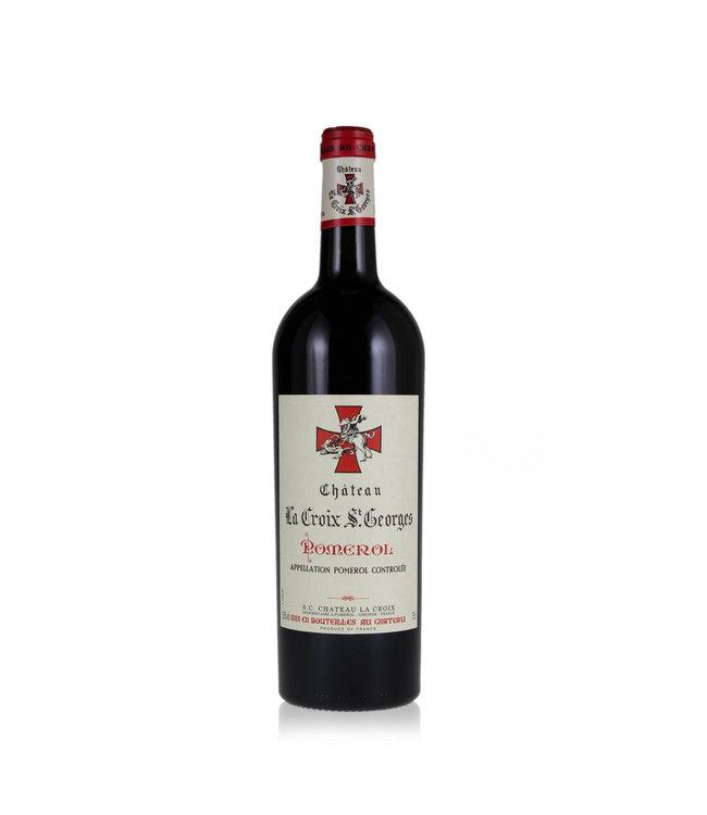 Bordeaux Blend / Meritage Chateau La Croix St. Georges, Pomerol, FR, 2015