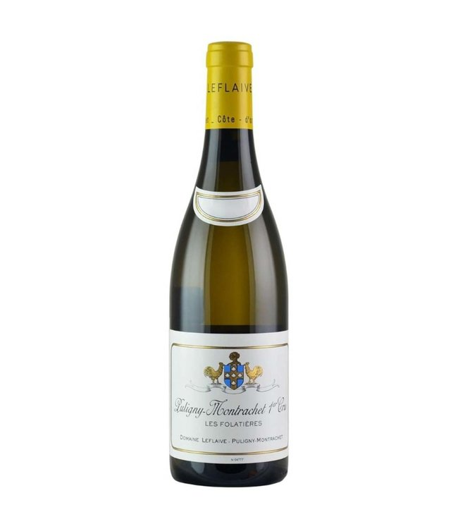"Burgundy Puligny Montrachet, ""Les Folatieres"" Domaine Leflaive, FR, 2017"
