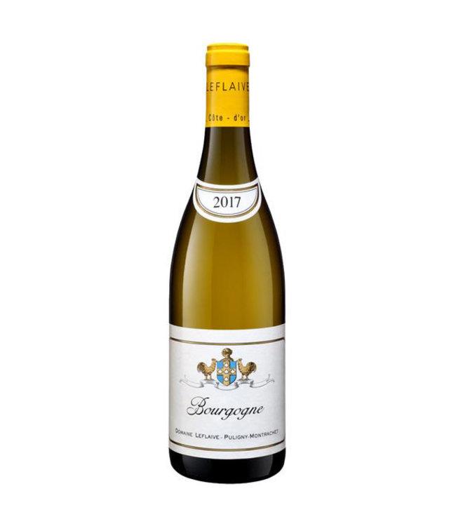 Burgundy Bourgogne Blanc,  Domaine Leflaive, FR, 2017
