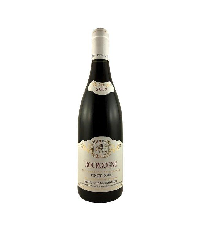 Burgundy Bourgogne, Mongeard Mugneret, FR, 2017