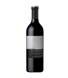 "Cabernet Sauvignon ""Double Canyon"", Horse Heaven Hills, Washington, 2015"