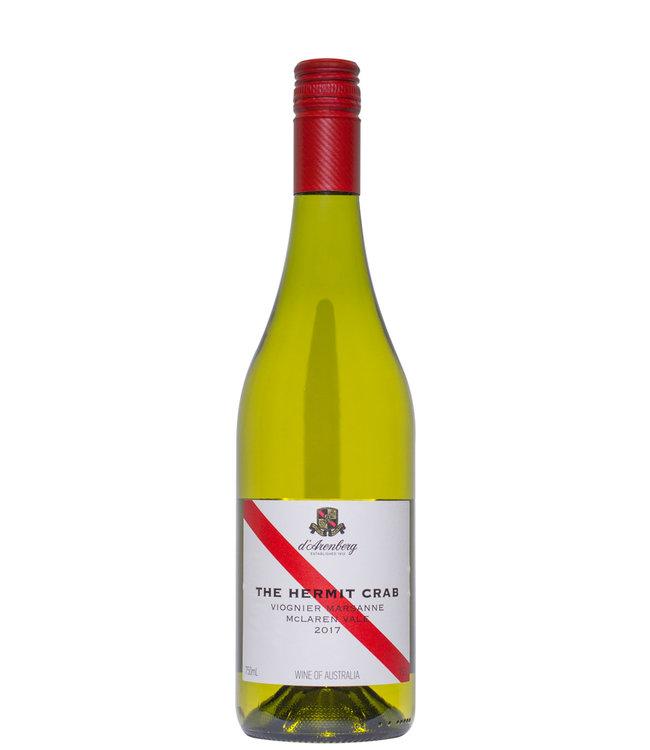 "Whites other White Blend ""Hermit Crab"" d'Arenberg, McLaren Vale, AU, 2017"